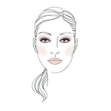 Night Look by Rebecca Restrepo, Global Makeup Artist, , large