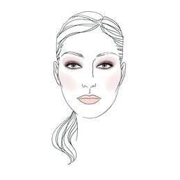 Night Look by Rebecca Restrepo, Global Makeup Artist