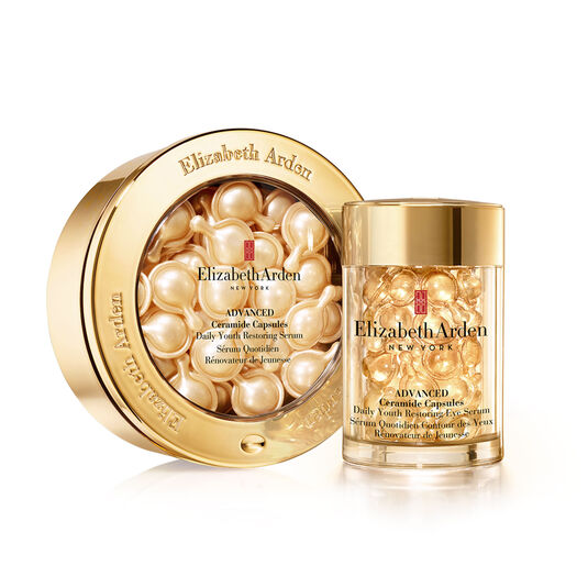 Advanced Ceramide Capsules Face and Eyes Serum Set, (a $138 value), , large