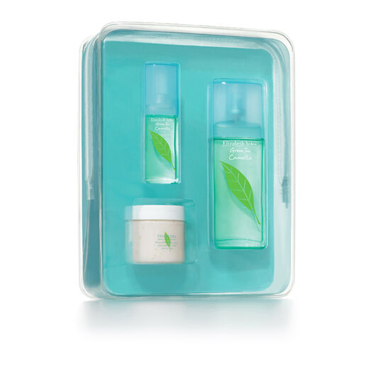 Green Tea Camellia Travel Set