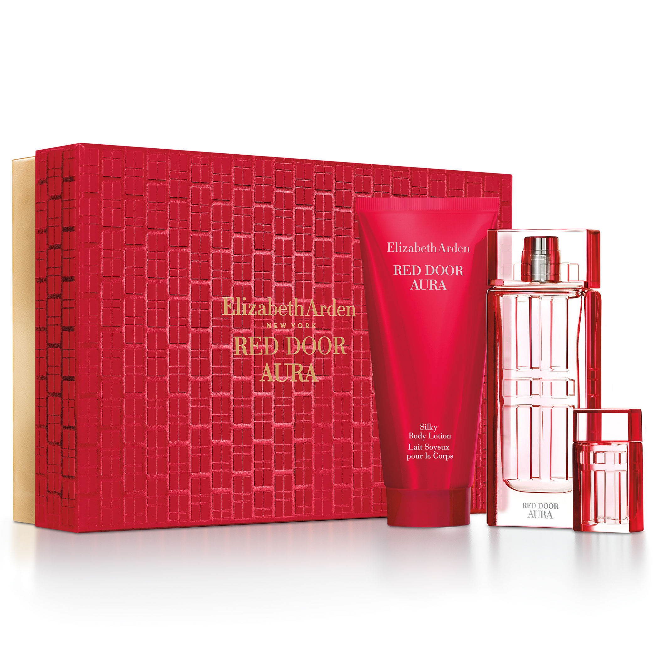Red Door Aura Holiday Gift Set