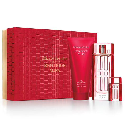 Red Door Aura Gift Set