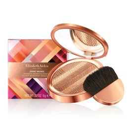 New! Sunset Bronze Prismatic Bronzing Powder