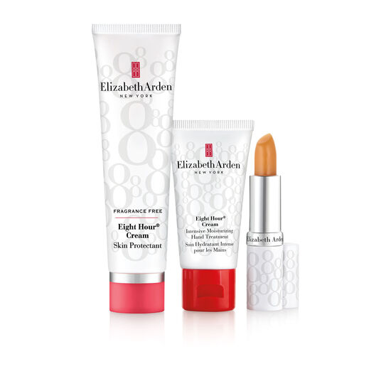 Eight Hour® Cream Fragrance Free Protectant Essentials Set, (a $53 value), , large