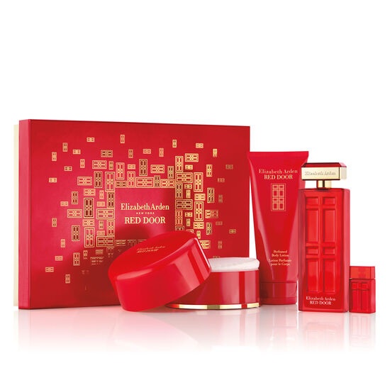 Red Door Holiday 4-Piece Fragrance Gift Set, (a $127 value), , large