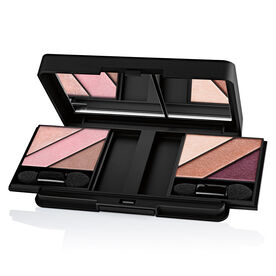 Rosé to Merlot Eye Shadow Palette & Compact, , large