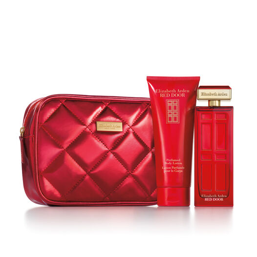 Red Door Gift Set