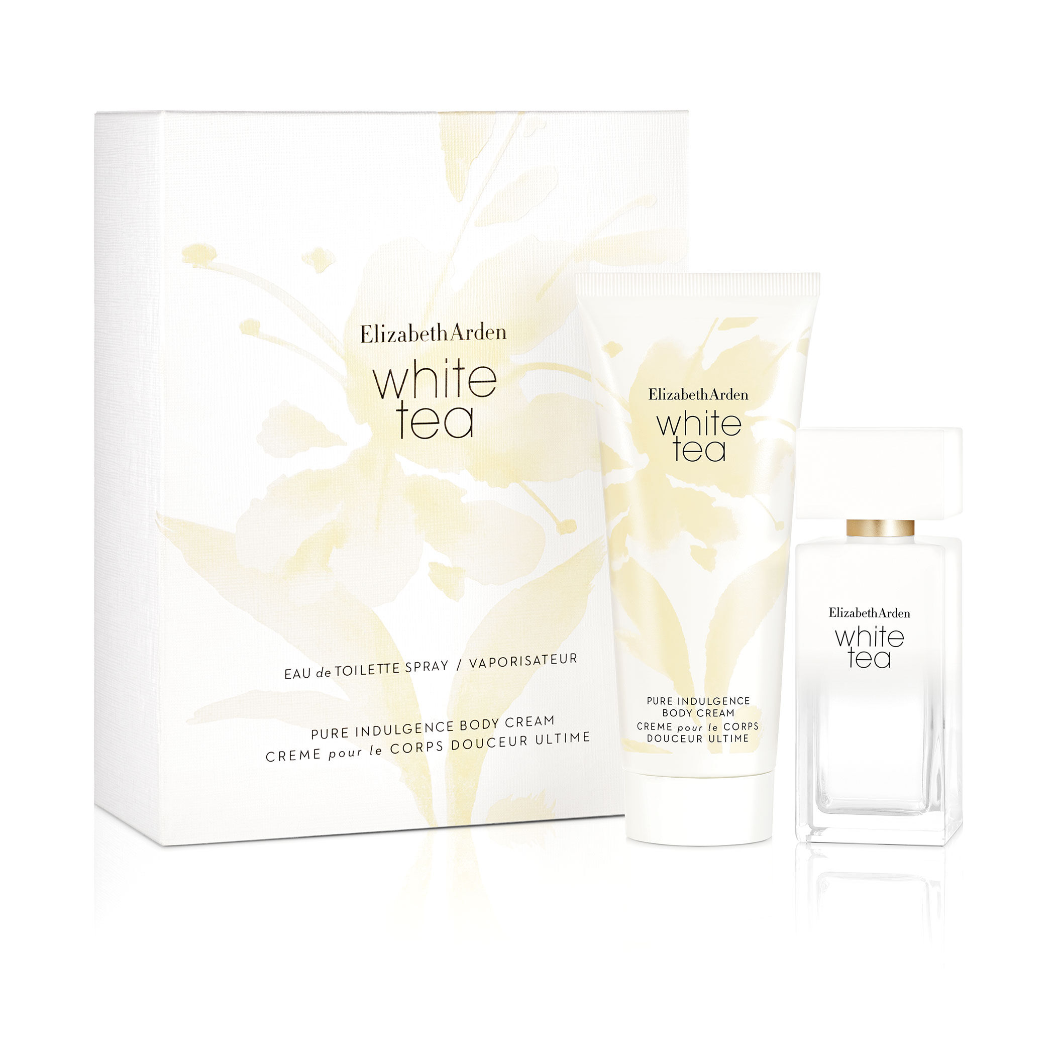 Elizabeth Arden White Tea Gift Set