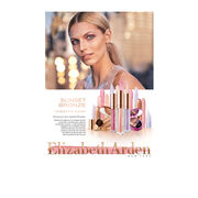 Sunset Bronze Prismatic Lip Gloss, , large