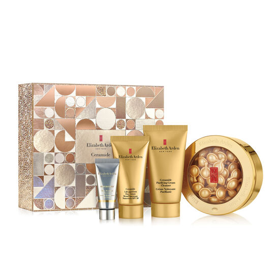Ceramide Capsules Youth-Restoring Set, (a $142 value), , large