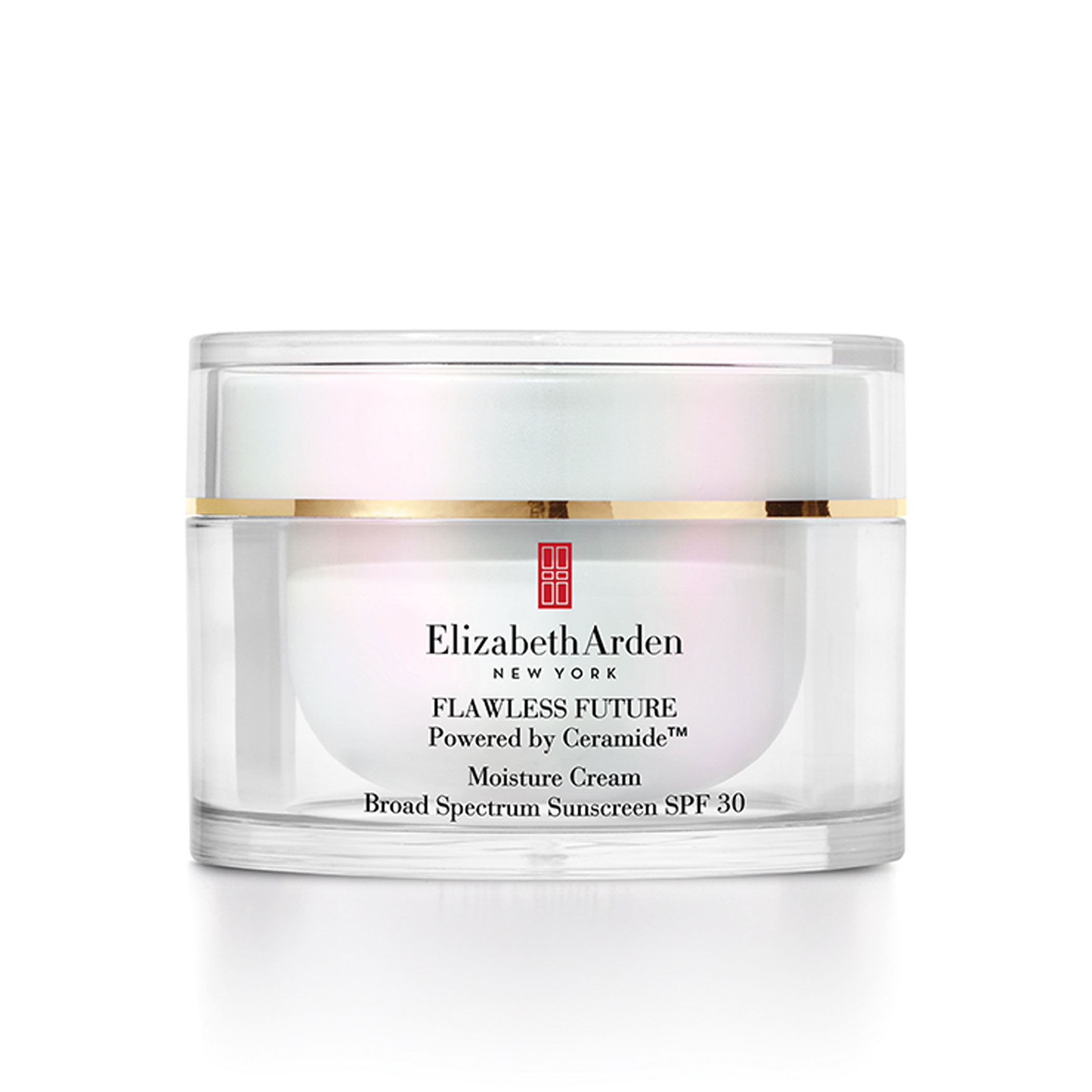 FLAWLESS FUTURE Powered by Ceramide Moisture Cream Broad Spectrum Sunscreen SPF 30