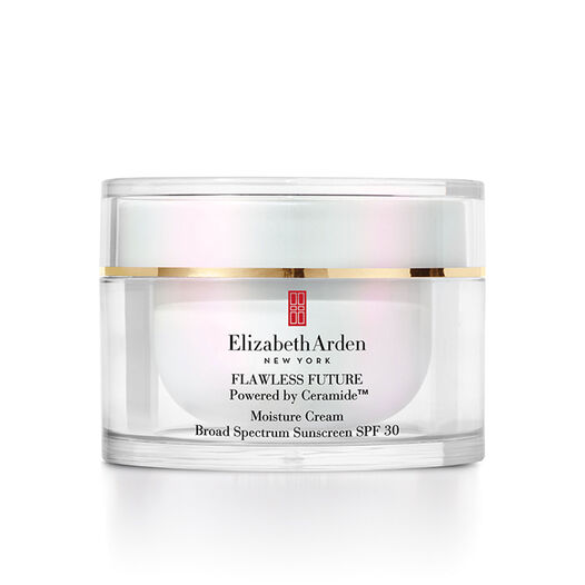 FLAWLESS FUTURE Powered by Ceramide™ Moisture Cream Broad Spectrum Sunscreen SPF 30