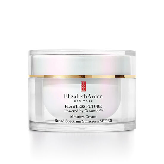 FLAWLESS FUTURE Powered by Ceramide™ Moisture Cream Broad Spectrum Sunscreen SPF 30, , large