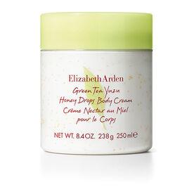 Green Tea Yuzu Honey Drops Body Cream, , large