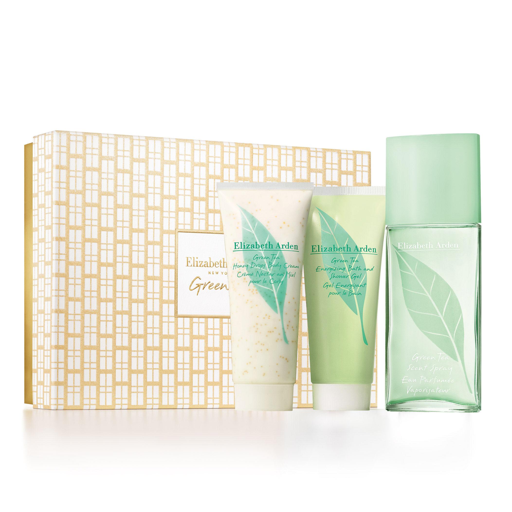 Green Tea Energizing Gift Set, (a $54 value)