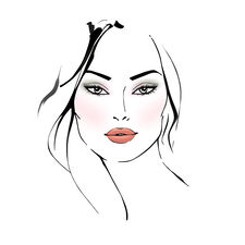 City Chic by Rebecca Restrepo, Global Makeup Artist, , large