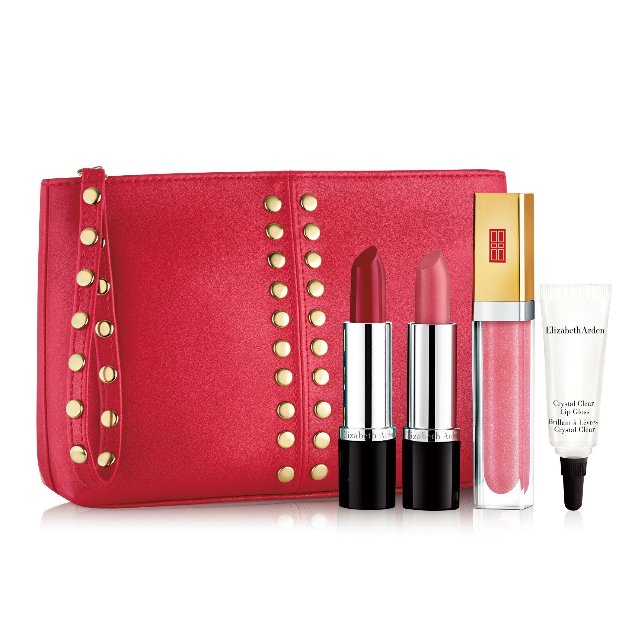 Holiday Lip Kit, (a $78 value)