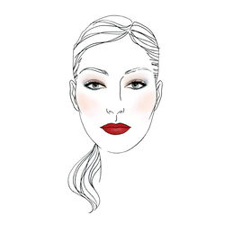 Party Look by Rebecca Restrepo, Global Makeup Artist