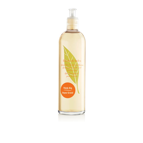 Green Tea Nectarine Blossom Shower Gel, , large