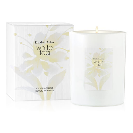 Elizabeth Arden White Tea Candle, , large