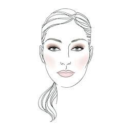 Day Look by Rebecca Restrepo, Global Makeup Artist