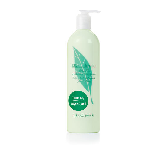 Green Tea Refreshing Mega Body Lotion, , large