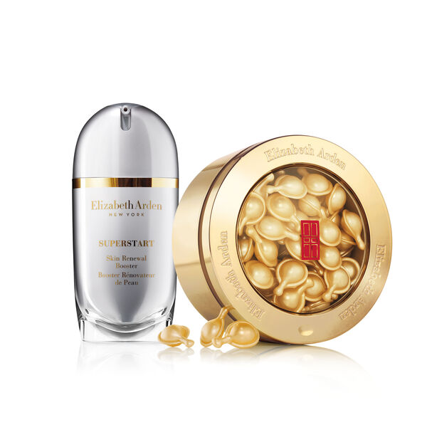 Online Only! Elizabeth Arden Youth Restoring Booster Serum Set $122, (a $139 value), , large
