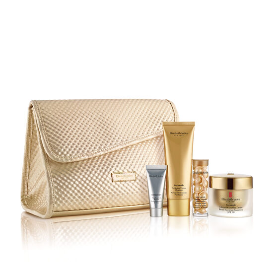 Ceramide Lift and Firm Moisture Holiday Set, , large