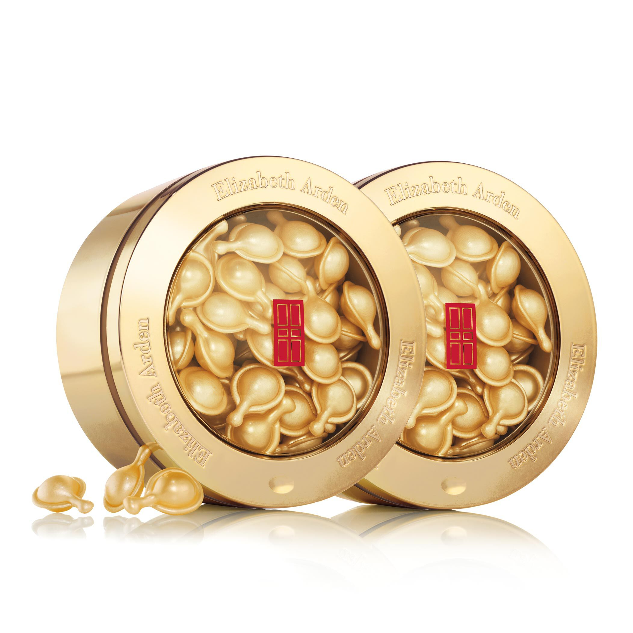 Limited Edition! Ceramide Capsules Youth Restoring Face Serum Duo -120 Piece, (a $152 value)