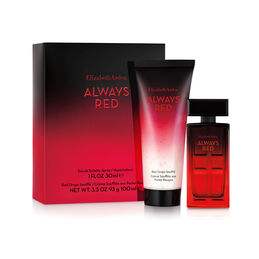 Elizabeth Arden ALWAYS RED Gift Set, (a $49 value)