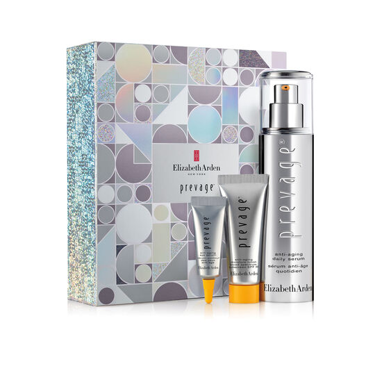 New! PREVAGE® Anti-Aging Daily Serum Holiday Set, (a $234 value), , large