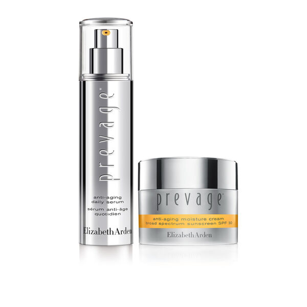 PREVAGE® Anti-Aging Daily Serum and Moisture Day Cream Set, (a $294 value), , large