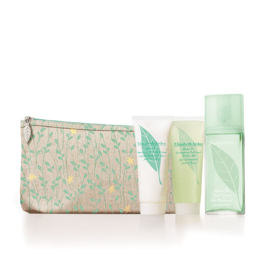 Green Tea Mothers Day Gift Set
