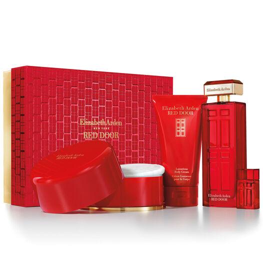 Red Door Gift Set