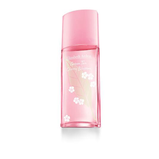 Green Tea Cherry Blossom Eau de Toilette Spray, , large