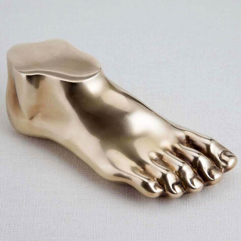 FOOT PAPERWEIGHT