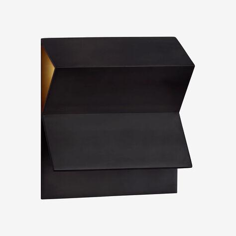 Esker Double Fold Sconce
