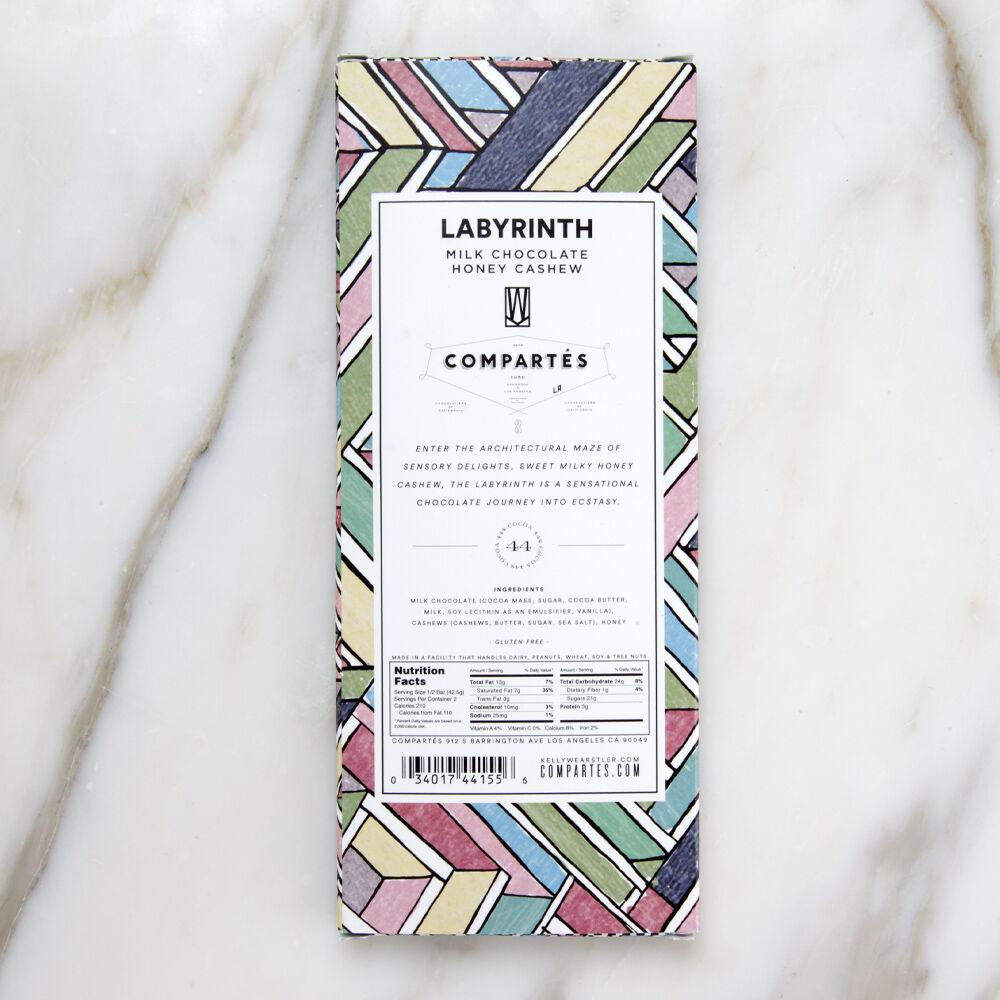 LABYRINTH CHOCOLATE