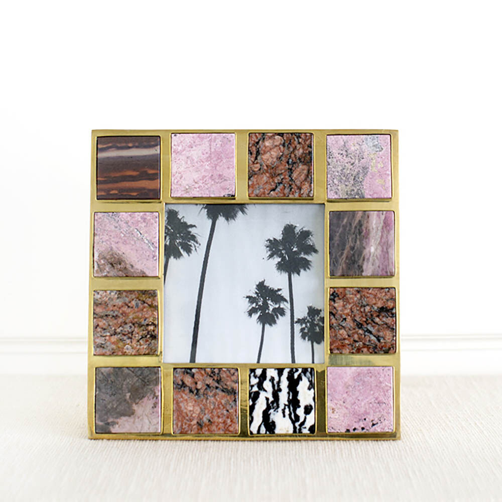 CURATED GEMSTONE FRAME