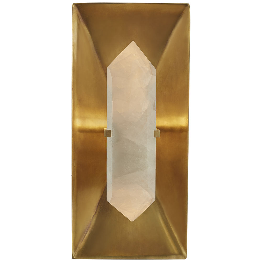 HALCYON RECTANGULAR SCONCE