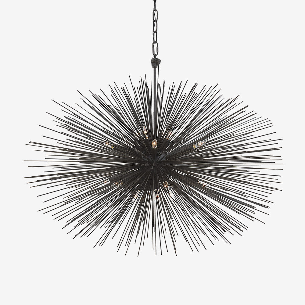 STRADA MEDIUM OVAL PENDANT