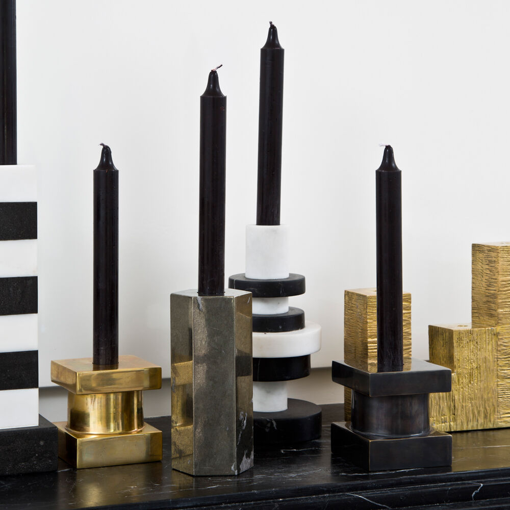 JUXTAPOSE CANDLE HOLDERS