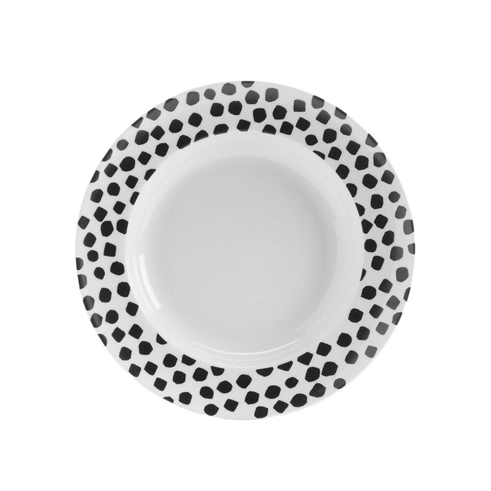 DOTS SOUP PLATE