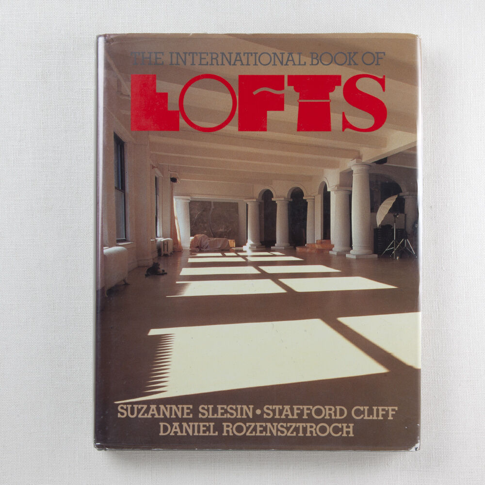 INTERNATIONAL BOOK OF LOFTS
