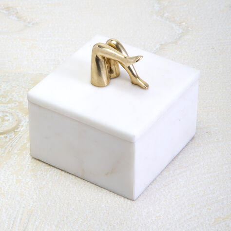 SMALL COQUETTE BOX