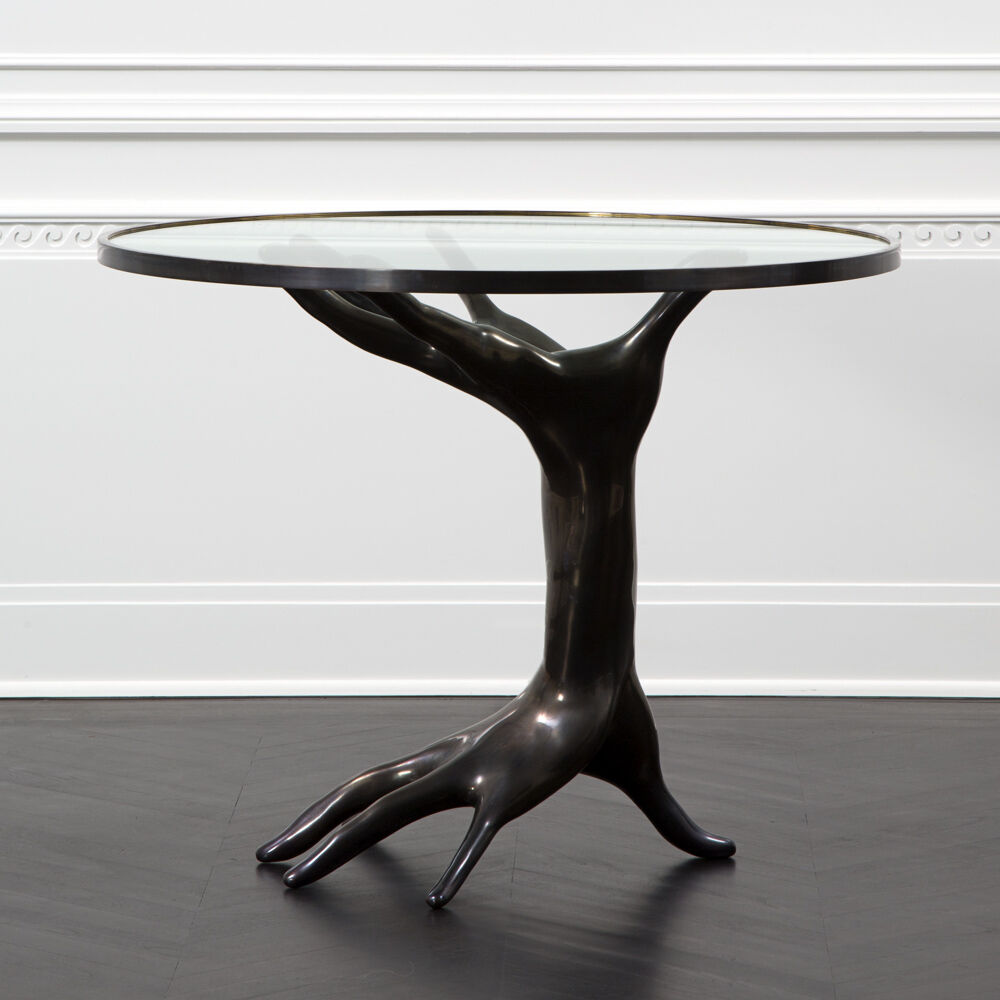 DICHOTOMY TABLE - OIL RUBBED