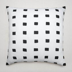 GRAPHIC PILLOW
