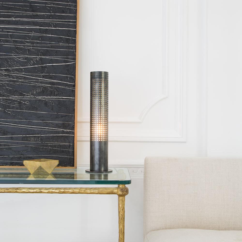 PRECISION TABLE LAMP - BRASS