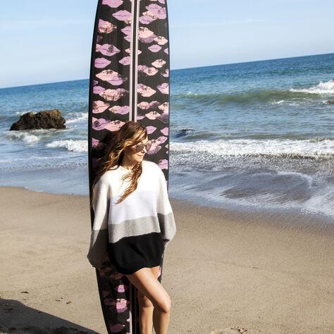 CLASSIC KISS SURFBOARD