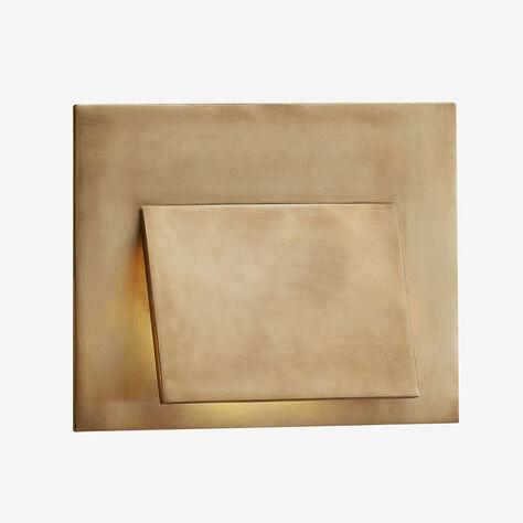 Esker Envelope Sconce